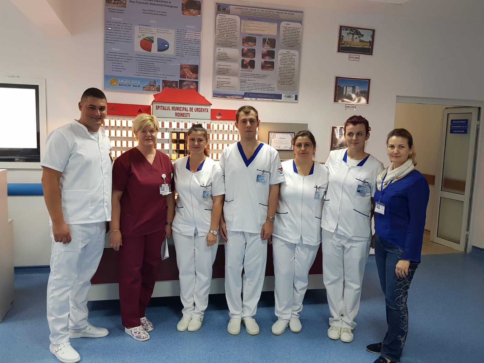 """""""Învaţă astăzi ca să ai o șansă mâine"""" – proiect educațional derulat de Şcoala Postliceală  Sanitară """"Vasile Alecsandri"""" Focşani"""