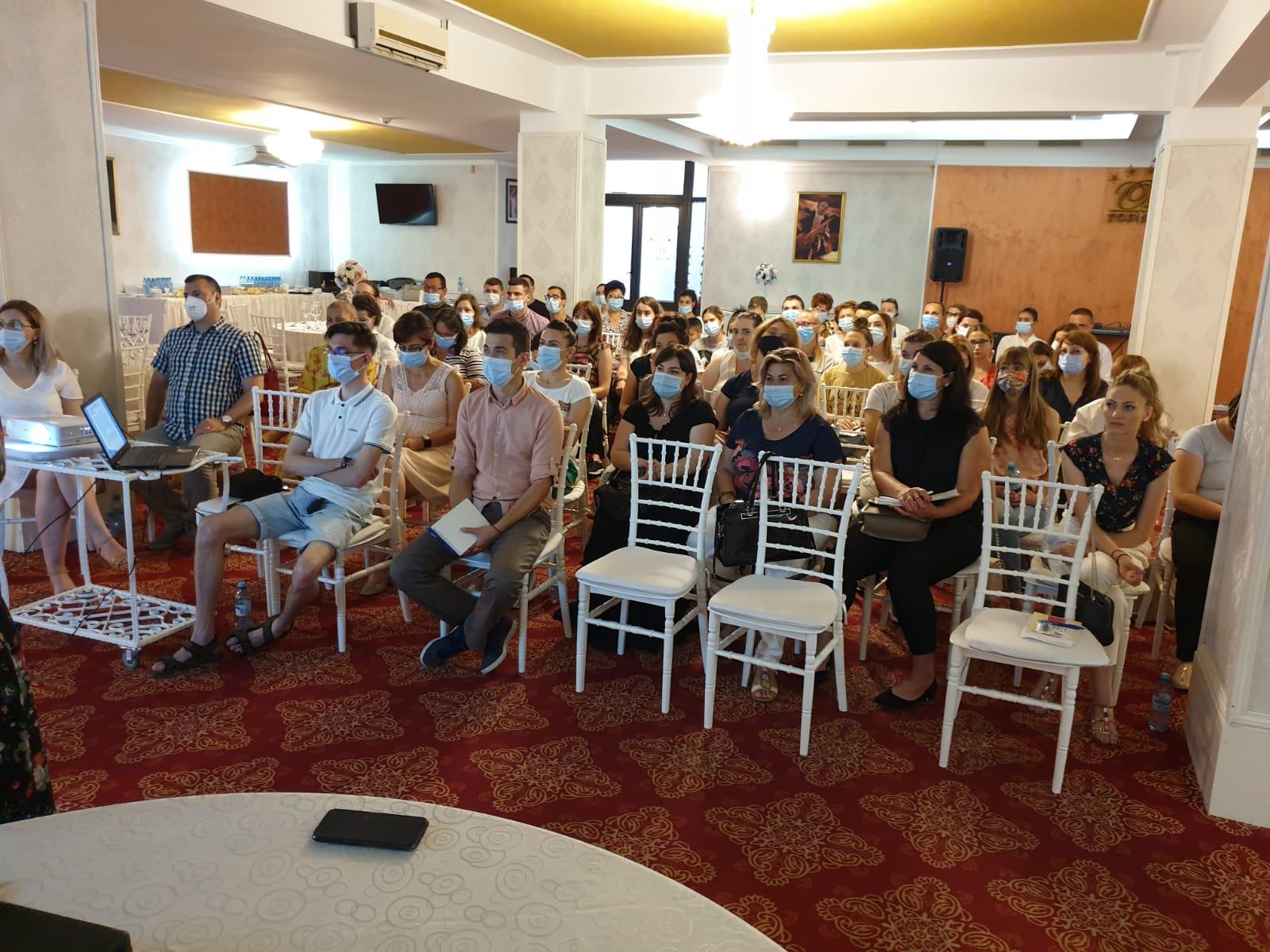 """Proiectul PASSA – Evenimentul """"Primul meu interviu"""""""