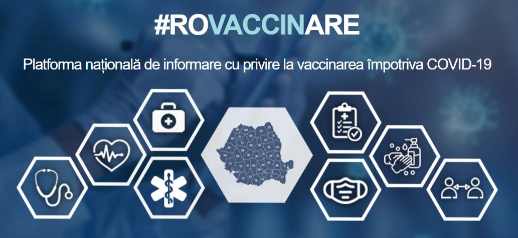 A început campania de vaccinare împotriva COVID-19!